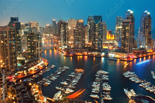 Dubai Marina #80660328