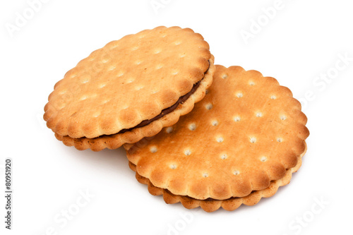 Foto Chocolate biscuit - Biscuits au chocolat