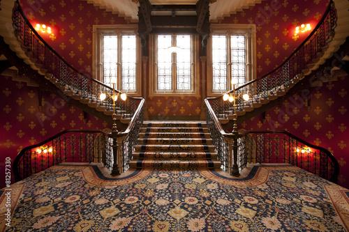 Stampa su Tela stairs