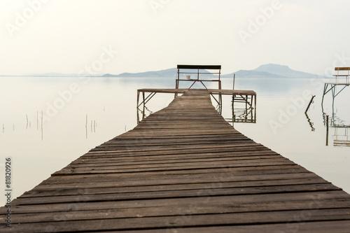 Fotografie, Obraz Lake Balaton