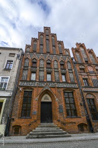 Torun (Poland)- Nicolaus Copernicus house
