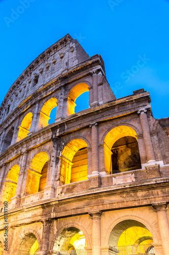 Foto Colosseum in Rome