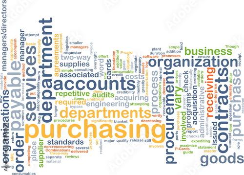 Purchasing wordcloud concept illustration #81960503