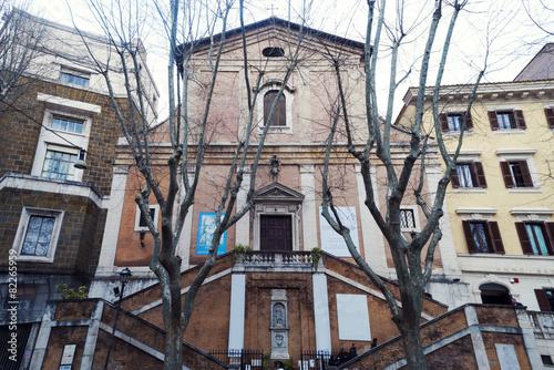 Chiesa di Santa Maria Immacolata a via Veneto Poster Mural XXL