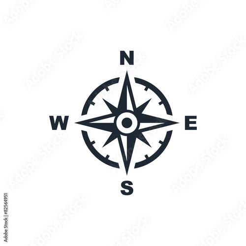 Obraz na plátně compass