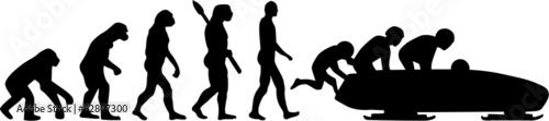 Photo Bobsleigh Evolution