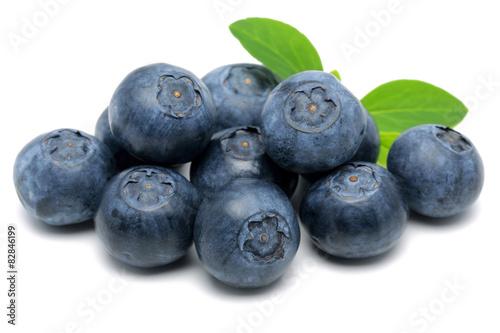 Blueberry Fotobehang