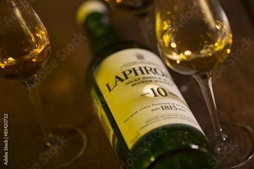 Obraz na plátně Whisky z Islay