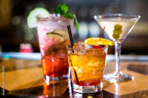 Cocktails #83433594