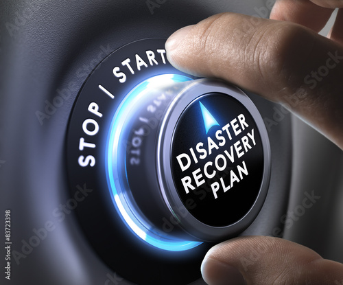 Valokuva Disaster Recovery Plan - DRP