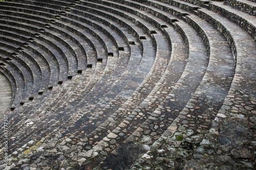 Photo amphitheatre