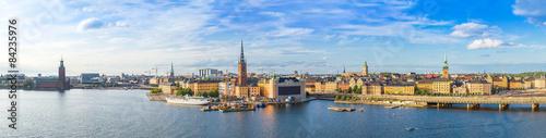 Wallpaper Mural Panorama of  Stockholm, Sweden