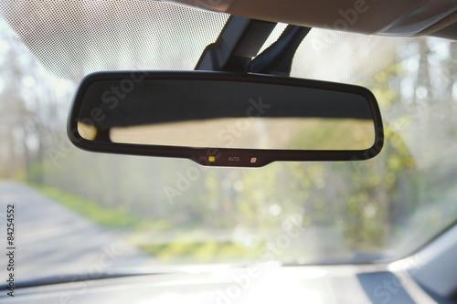 Fotografia Rear view mirror