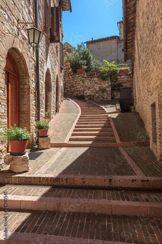 Fototapeta premium Asyż, Włochy