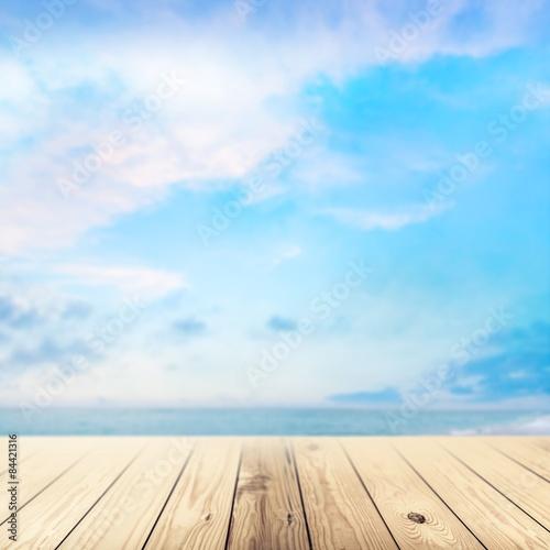 Fotografia Background, pier, dock.