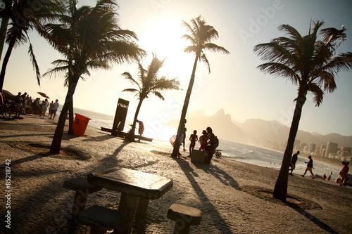 Photo taken during sightseeing around the beaches of Rio de Janeiro, Brazil.