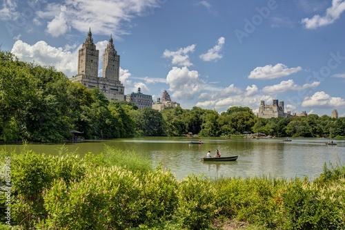 Canvas Central Park New York