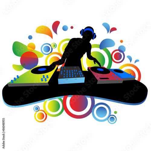 dj, musica #86048955