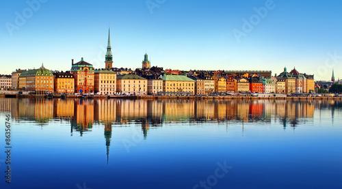 Photo Stockholm city