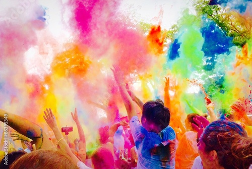Color Run -It's fantastic marathon #86395349