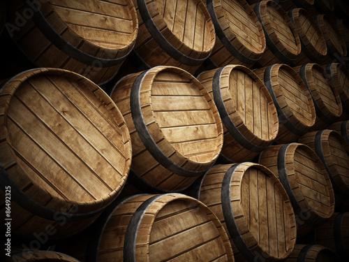 Fotografia Wine cellar