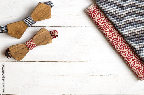 bow-tie Fototapeta