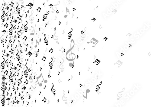 Musical notes #86814186