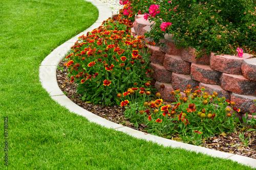 Fotografie, Obraz Garden