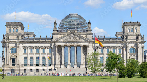 Reichstag -Stitched Panorama #87660718