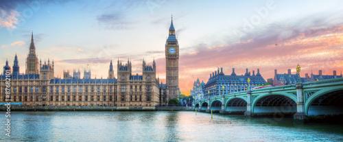 Photographie London, UK panorama