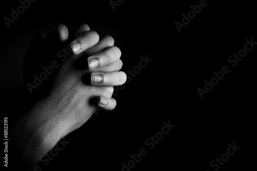 Fotografia Pray