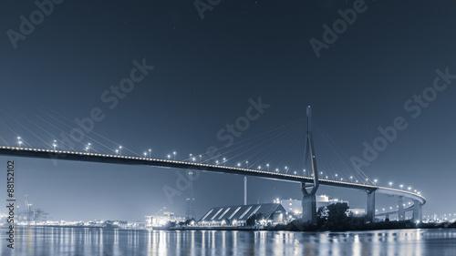 Hamburg Köhlbrandbrücke #88152102