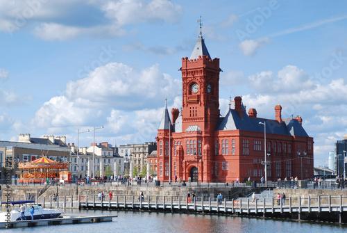Photo Cardiff Bay Pier-head Building
