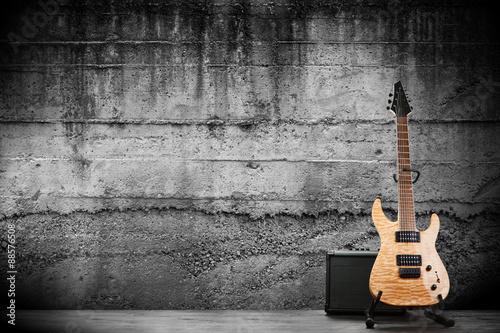 Modern electric guitar #88576508