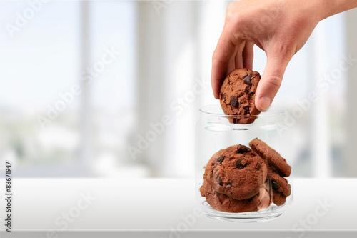Cuadros en Lienzo Cookie.