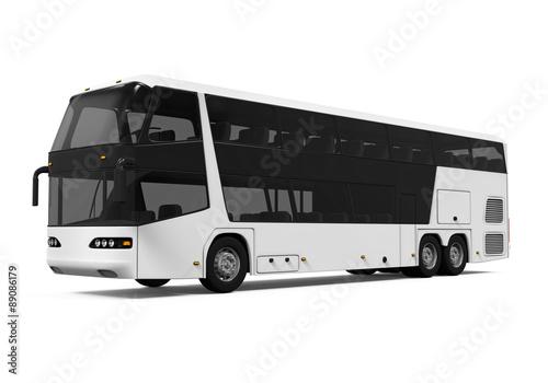 Fototapeta Double Decker Bus