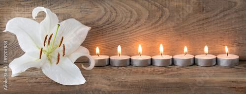 Dekoration - Kerzen