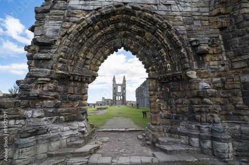 Obraz na płótnie St Andrews Scozia
