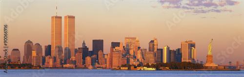 Manhattan skyline #90066916