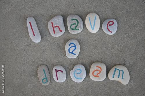 Carta da parati I have a dream