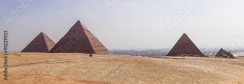 panoramic Giza #90229933