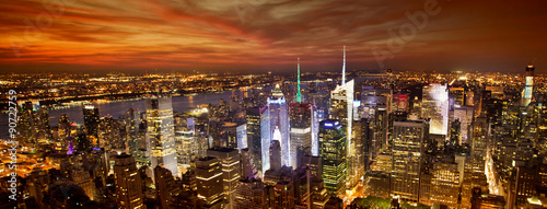 New York Skyline #90722759
