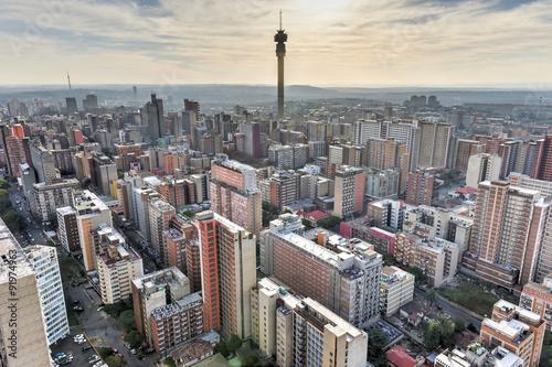 Fototapeta premium Hillbrow Tower - Johannesburg, RPA