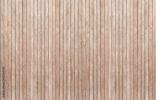 Canvas Print panneau de lames de bois brut