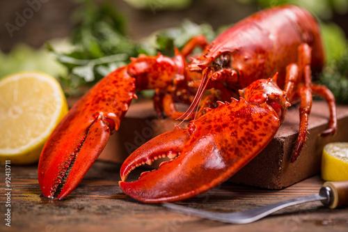 Tablou Canvas Lobster
