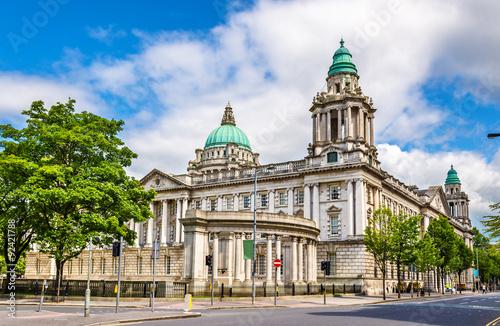 Fotografija Belfast City Hall - Northern Ireland, United Kingdom