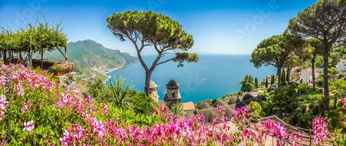 Fotografie, Obraz Amalfi Coast, Campania, Italy