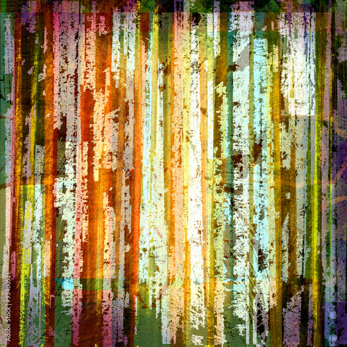 grunge abstract graphic design background with stripes #93400521