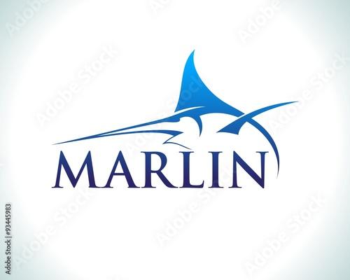 Fotografia Marlin logo