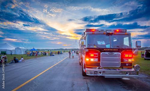 Fotografia Fire truck
